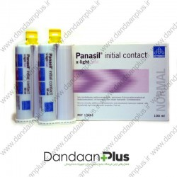 Panasil Initial contact x-light