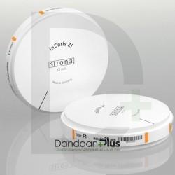 دیسک زیرکونیا مدل inCoris TZI C Zirconia Disc 16A1 دنتسپلای سیرونا