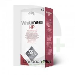 کیت بلیچینگ شیمیایی FGM - Whiteness HP