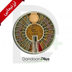 کیت پست Dentatus -Gold Plate Kit