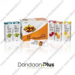 ژل برظرف کننده خشکی دهانGC- Dry Mouth Gel
