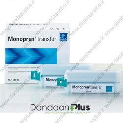 Monopren transfer