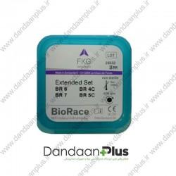 فایل روتاری تک سایز FKG- BioRace Extended