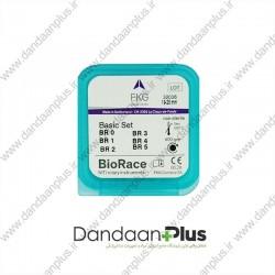 فایل روتاری تک سایز FKG- BioRace Basic
