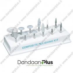 کیت مولت پولیش کامپوزیت Shofu- Composite Polishing Kit