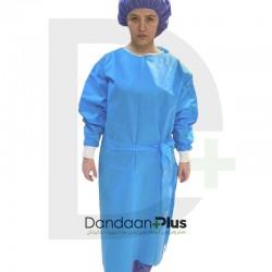 گان جراح کلاهدار