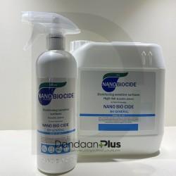 محلول ضد عفونی سطوح- Nano Bio Cide (ارسال فقط برای شهر تهران)