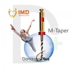 فایل روتاری IMD- MTaper