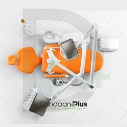 یونیت و صندلی دندانپزشکی مدل Dentus-EXTRA 3006 C