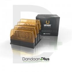 قالب پیش ساخته کامپوزیت بزرگ Ultradent- U Veneer Extra