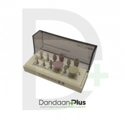 کیت مولت پرداخت پرسلن(آنگل) Toboom-Porcelain Polishing Kit