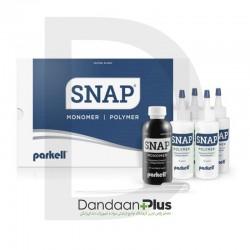 ماده ساخت روکش موقت Parkell- SNAP